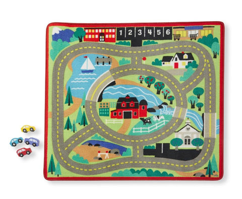 Round the Town Road Rug and Cars Set - Crunch Natural Parenting is where to buy