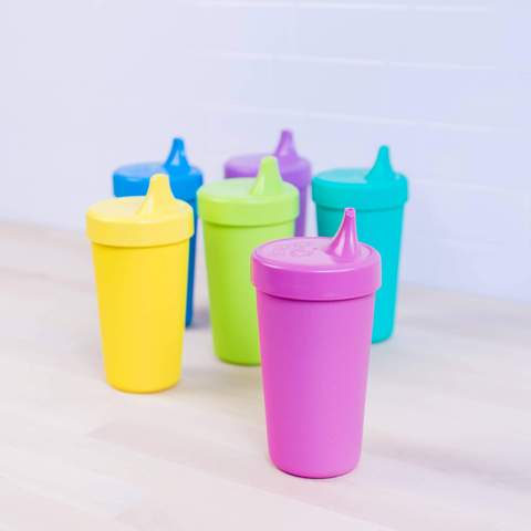 Re-Play Toddler Tableware - No Spill Cups
