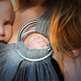 Girasol Ring Sling - Graphite - Crunch Natural Parenting is where to buy