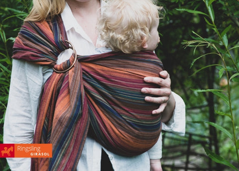 Girasol Ring Sling - Sierra - Crunch Natural Parenting is where to buy