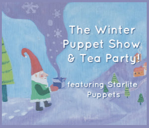 The Winter Puppet Show and Tea Party - Crunch Natural Parenting is where to buy