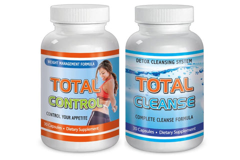 Slimax Total Diet Detox Fast Weight loss pills Fat Burn Cleanse & Control   Weight Loss Pills