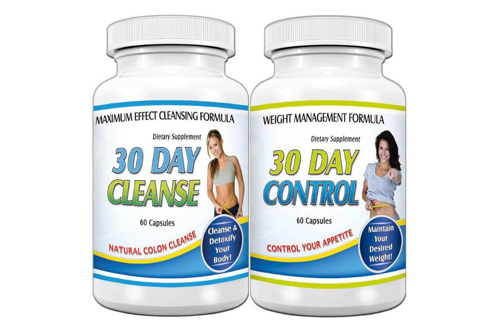 Slimax 30 Day Diet Detox Fast Weight loss pills Fat Burn Cleanse & Control   Weight Loss Pills