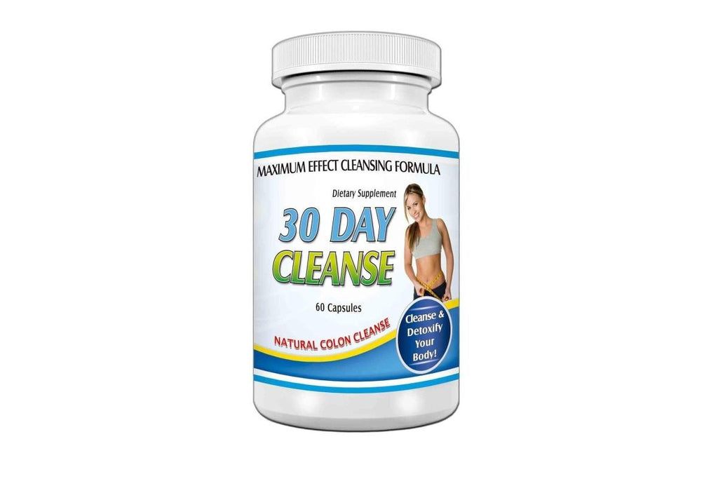 Slimax 30 Day Weight Loss System Maximum Diet Formula Detox Cleansing Pills  Weight Loss Pills