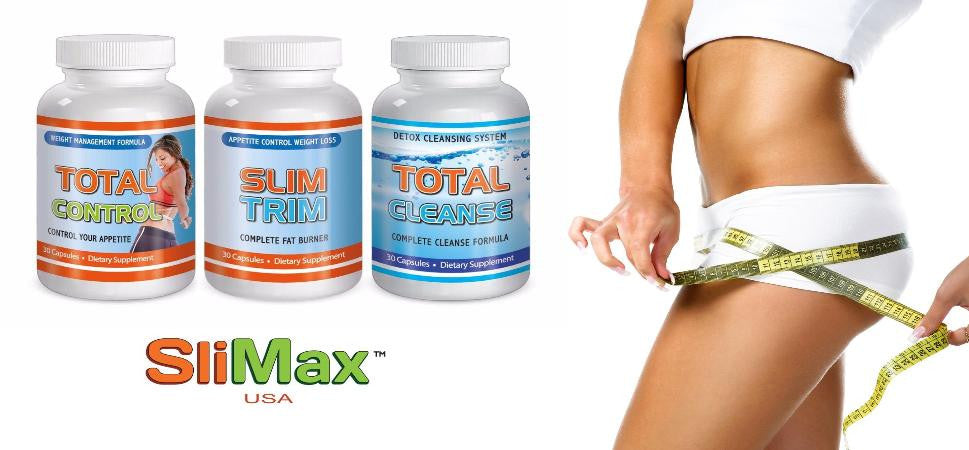 Slimax Total Weight Loss Solution