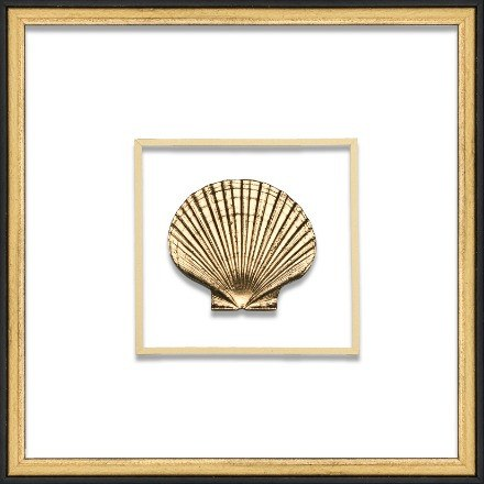 Gold Scallop - WJC Design