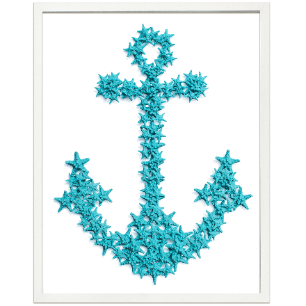 Starfish Anchor - WJC Design