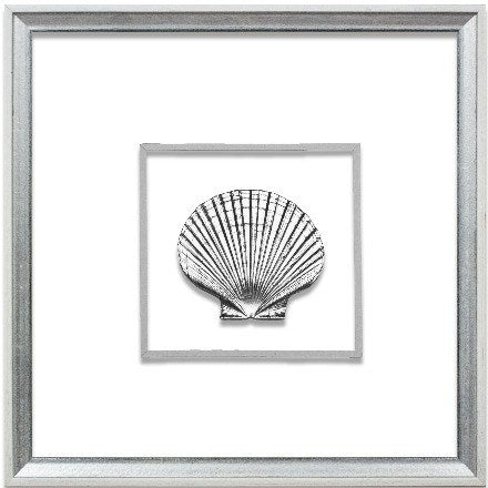 Silver Scallop - WJC Design