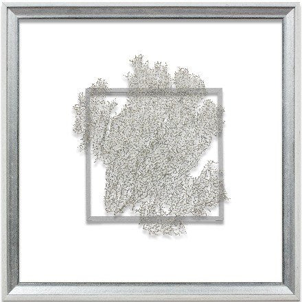 Silver Sea Fan - WJC Design