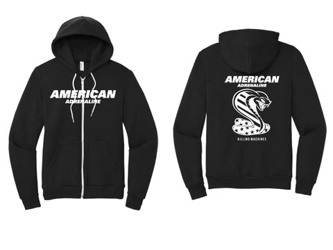 KILLING MACHINES HOODIE -AMERICAN ADRENALINE