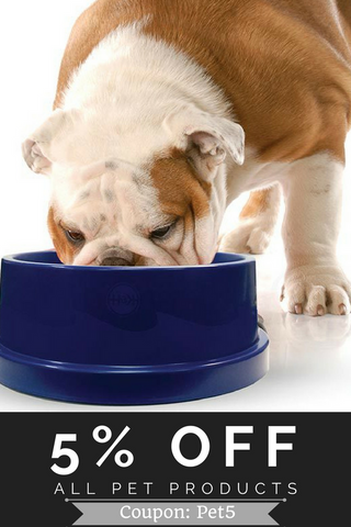 5% on all pet products
