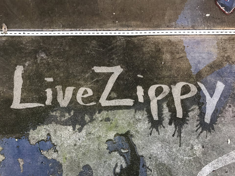 Pressure washing the patio LiveZippy