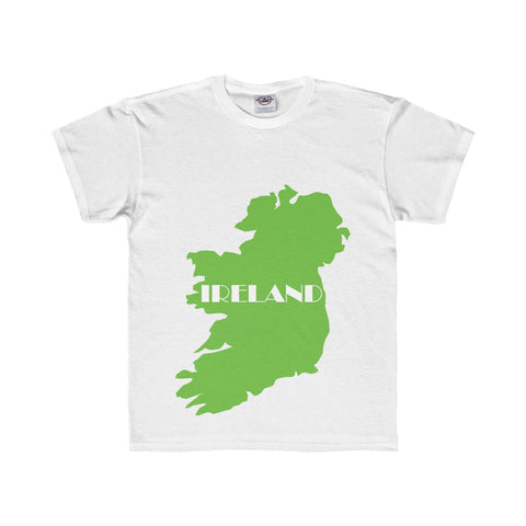 Ireland Youth Regular Fit Tee for St. Patrick's Day - Multiple Colors
