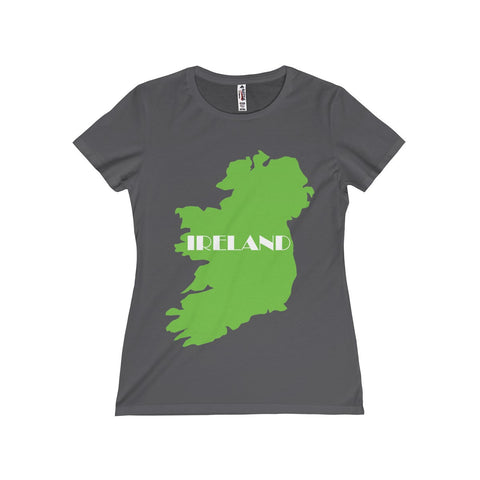 Ireland Missy Tee for St. Patrick's Day - Multiple Colors