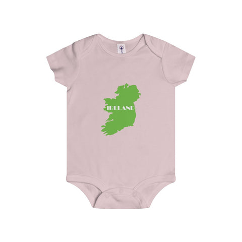 Ireland Infant Onsie for St. Patrick's Day - Multiple Colors