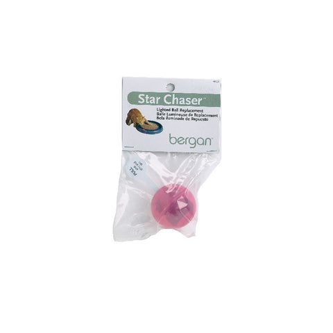 Bergan BER-70135 Cat Toy LED Replacement Ball Assorted