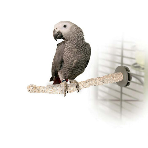 "K&H Pet Products Bird Sand Thermo-Perch Medium Sand 13"" x 1.25"" x 1.25"" - livezippy"