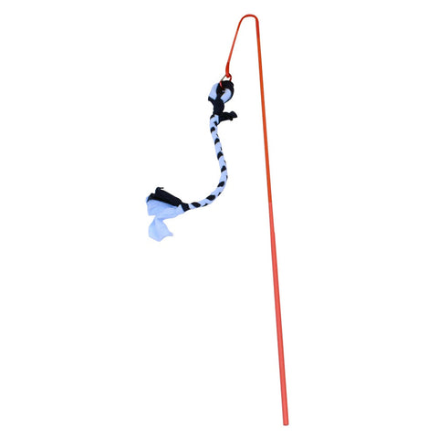 "Tether Tug LTT-TWR Outdoor Dog Toy Large Assorted Colors 55"" x 4"" x 4"""