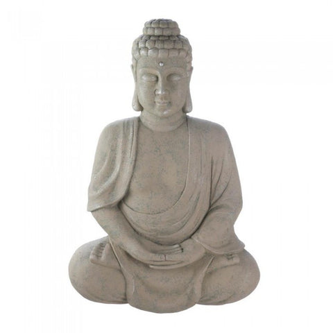 Accent Plus 10017544 Peaceful Buddha Wall Decor