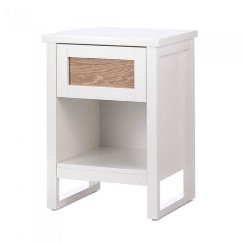 Accent Plus 10017524 Perfect White Side Table