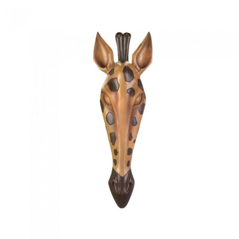 Accent Plus Wild Giraffe Wall Plaque