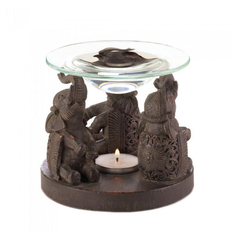 Gallery of Light Elephant Oil Warmer