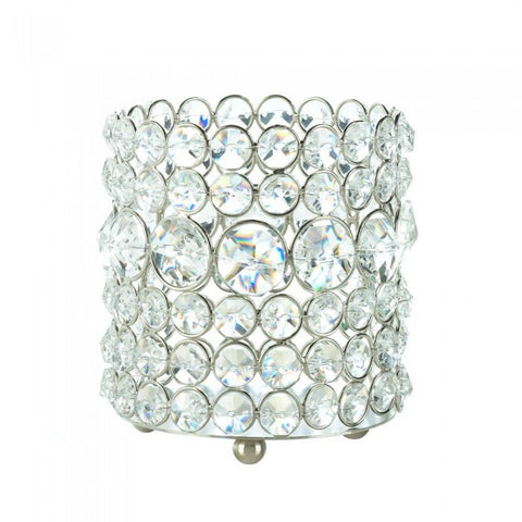 Gallery of Light Brilliant Gems Candleholder