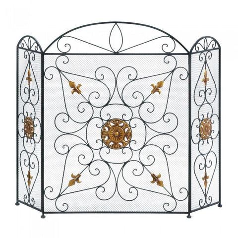 Accent Plus Splendor Fireplace Screen
