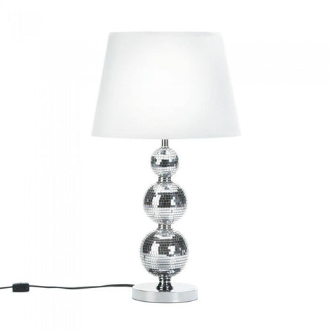 Gallery of Light Broadway Glitz Table Lamp