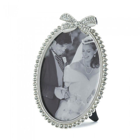 Accent Plus Beautiful Bow Photo Frame 5X7 - livezippy
