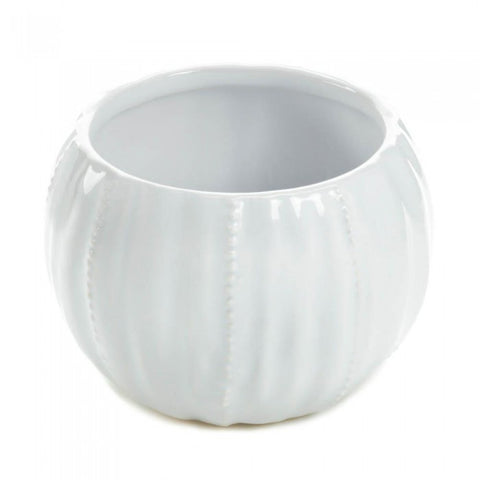 Gallery of Light Pure Ceramic Candleholder