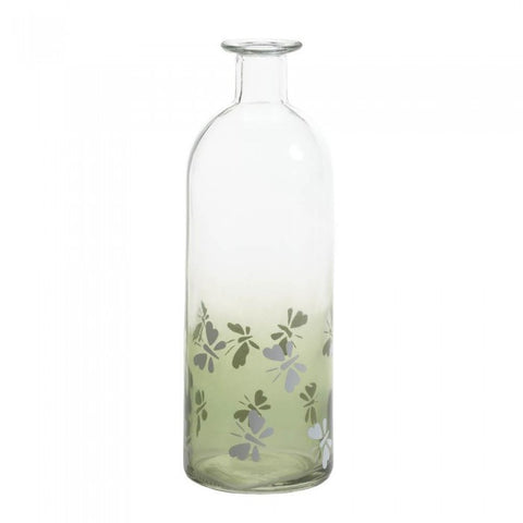 Accent Plus Apothecary Style Glass Bottle - Medium - livezippy