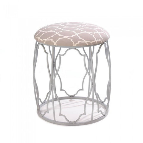 Accent Plus Moroccan Wish Stool - livezippy