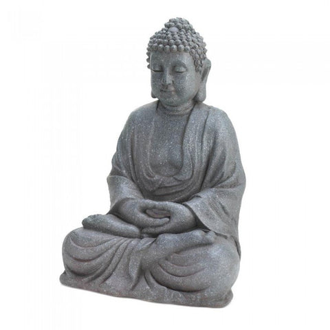 Accent Plus Meditating Buddha Statue - livezippy