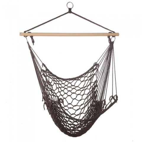 Summerfield Terrace Espresso Hammock Chair
