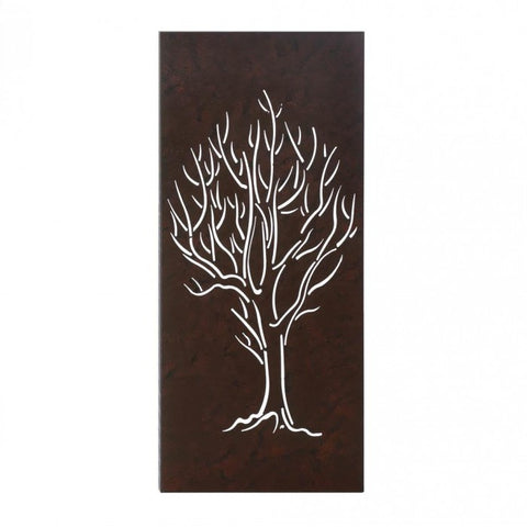 Accent Plus Winter Tree Wall Art