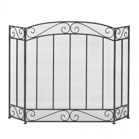 Accent Plus Classic Fireplace Screen - livezippy