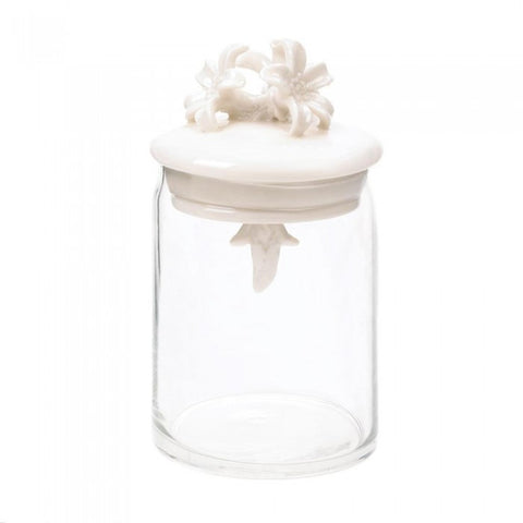 Accent Plus Flower Top Jar - livezippy