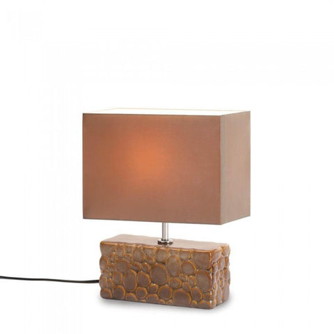 Gallery of Light River Rock Table Lamp