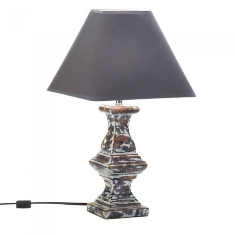 Gallery of Light Recast Table Lamp