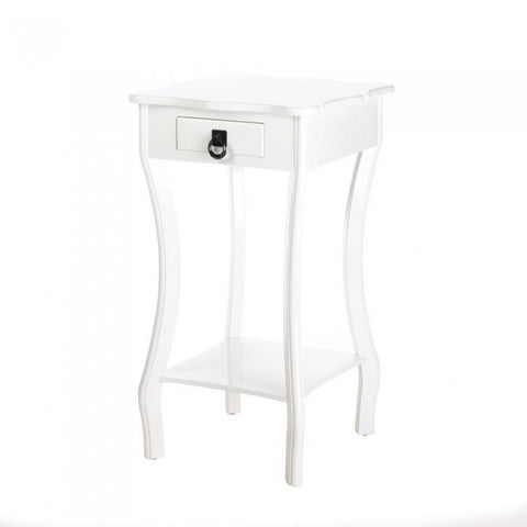 Accent Plus 15215 Scalloped Accent Table - livezippy