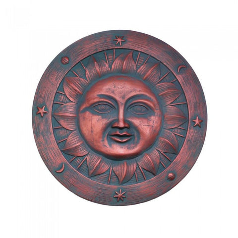 Summerfield Terrace Smiling Sun Stepping Stone