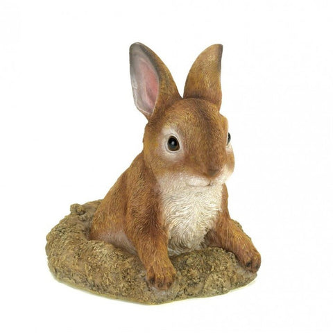 Summerfield Terrace Curious Bunny Garden Decor