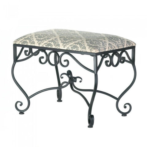 Accent Plus Marvelous Manor Stool - livezippy