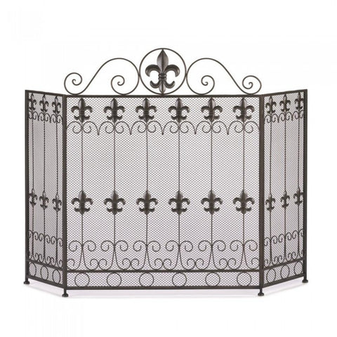 Accent Plus French Revival Fireplace Screen - livezippy