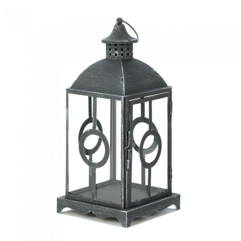 Gallery of Light 10015408 Circlet Candle Lantern - livezippy