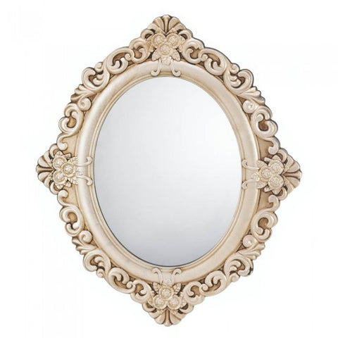 Accent Plus 10017058 Vintage Estate Wall Mirror