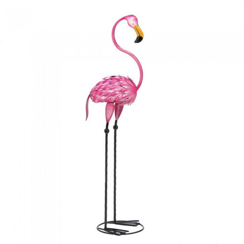 Summerfield Terrace 14944 Tropical Tango Flamingo Statue