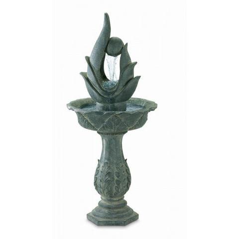 Cascading Fountains 37276 Standing Designer Fountain - livezippy