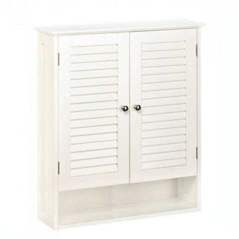 Accent Plus 10017747 Nantucket Wall Cabinet